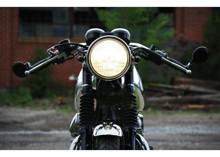 "Cafe Racer Koplamp 5.75"" Chrome Brits Universeel"