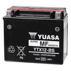 Wartungsfreie  Yuasa YTX12-BS Batterie