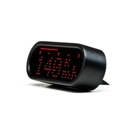 Motoscope Mini Kilometerteller en Toerenteller Black