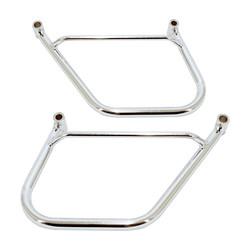 Saddlebag Holder Chrome 96-03 F6C Valkyrie
