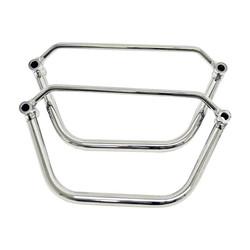 Saddlebag holder Chrome 09-21 VZ1500 / Intruder M1500 / Boulevard M90