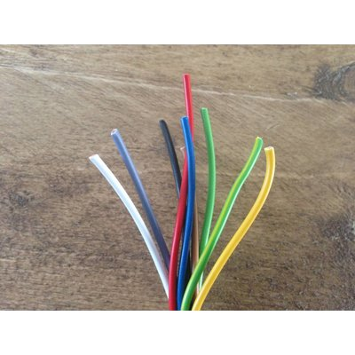 3 Meter Cable Kit 9 Colors