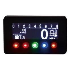 Cockpit numérique multifonctions DB1 OLED