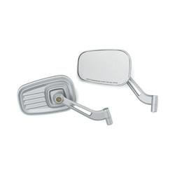 Dillinger Mirror Set Silver