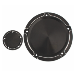 Derby & Timing Cover Set Harley Touring, Softail, Dyna