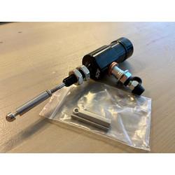 Hydraulic clutch pump black