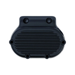 Transmission End Cover Ribber Cable Clutch Black 87-99 B.T.