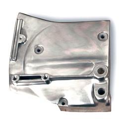 Transmission Sprocket Cover Polished  Sportster XL 82-90; 81 XLS