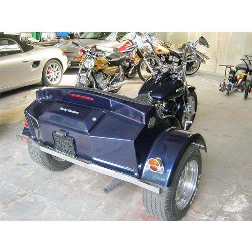 1955 Harley Davidson Trike