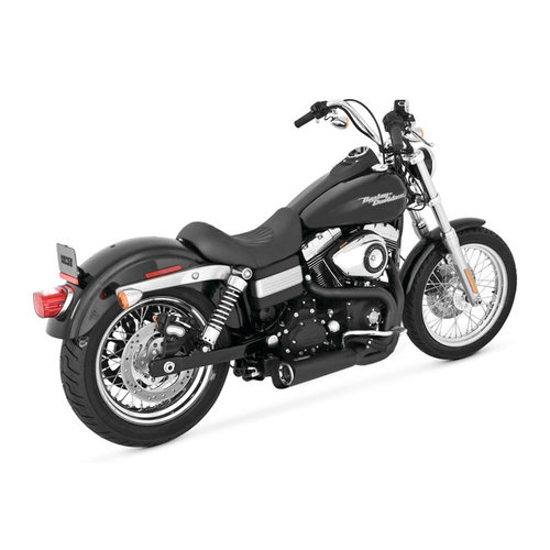 Vance & Hines 2-1 Competition Series Auspuff 06-17 Dyna (Farbe auswählen)