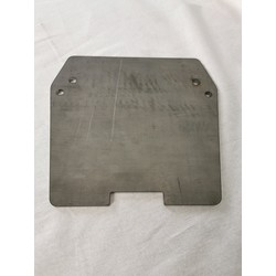Solo Seat Base Plate Harley Dyna 99-15