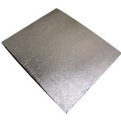 Zelfklevend aluminium hitteschild