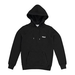 Hawk hoodie zwart