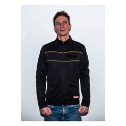 GREG Trainingsjacke Schwarz