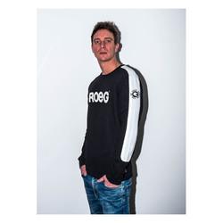 Randy Sweater Black / White