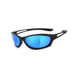 Biker Shades Flybar 3, Laserblauw