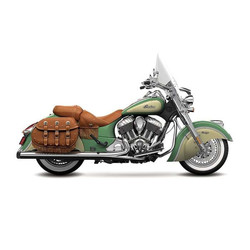 Muffler Slip-On 4 Inch 14-21 Indian (Select Color)