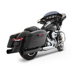 Muffler Slip-On 4 Inch Duals 17-20 Touring (Select Color)