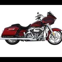 Muffler Slip-On 4 Inch Duals 18-20 Touring Chrome