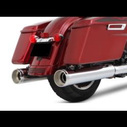 Schalldämpfer Slip-On 4.5 Zoll Duals 18-20 Touring Chrom