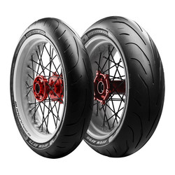 3D Ultra EVO AV79 Tire 120/60ZR17 55W