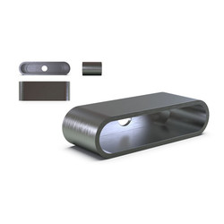 Stahl-Einschweißgehäuse Für Star-MX1 Pro, Lichter