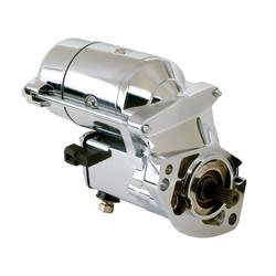 High Torque Starter Motor 1.4KW - Chrome