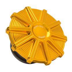 Tankdeckel 10-Spur. Gold