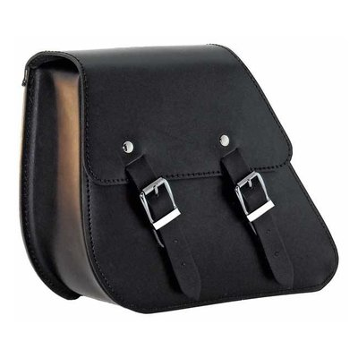 Longride Saddle Bag Black