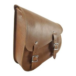 Saddle Bag Vintage Brown (Links)