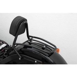 Dossier passager noir HD Softail Blackline FXS 2001+ et Softail Slim FLS 2012
