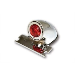 Sparto Old School Plate Holder Including Taillight
