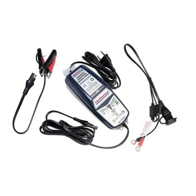 Tecmate Optimate 4 Dual Battery Charger Maintainer