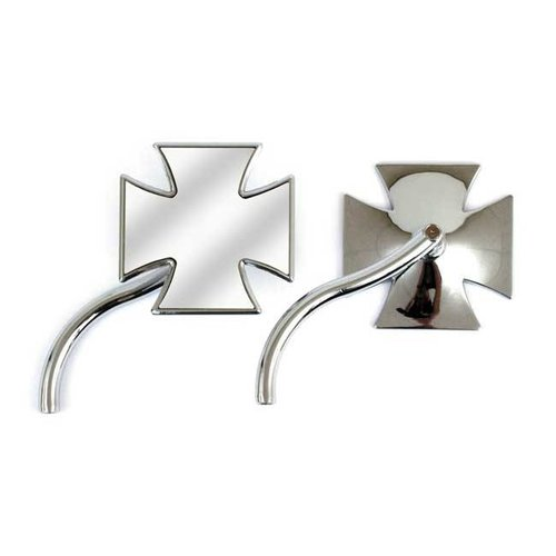 Maltese Cross Spiegel Set RAD II Stem