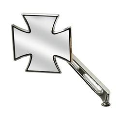 Malteserkreuz Spiegel Links geschlitzten Abstimmung