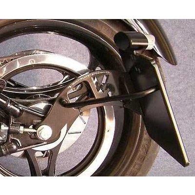 Sidemount voor HD Sporster 2008+