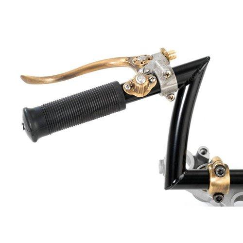 Kustom Tech Deluxe Handlebar Switch Raw Brass