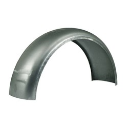 "Softail Rear Fender ""Mid-Flat"" Round 220 to 355mm"