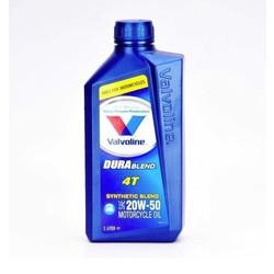 Valvoline 4 Takt Motoröl 20W50 halbsynthetisch DuraBlend 1 Liter