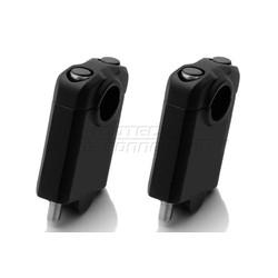 Lenkererhöhung 50 mm - Schwarz