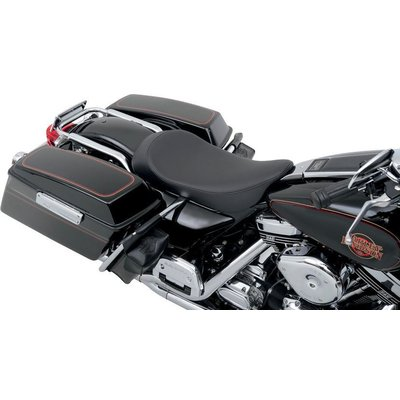Drag Specialties Low Profile Solo Seat Smooth