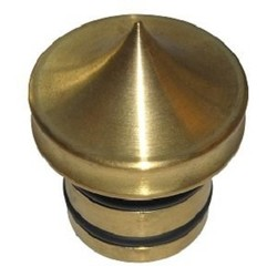 Oil tank Plug - Messing - Geen peilstok