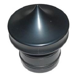 Bouchon de réservoir d'huile - noir - sans jauge