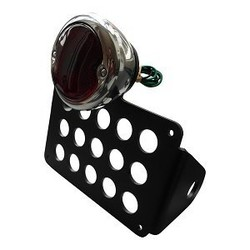 Side Mount met Moon 33-36 Ford lamp