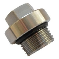 3/4-inch x 19mm  4 Speed Fill Plug for Harley