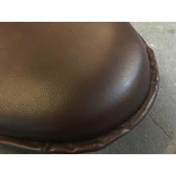 Solo-stoel compleet bruin