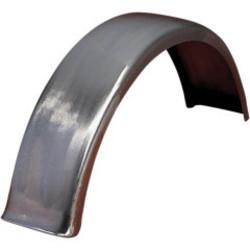 """6 """"Flat Rear fender Steel"""