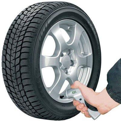 Mannesmann Jauge de pression digitale pour pneu