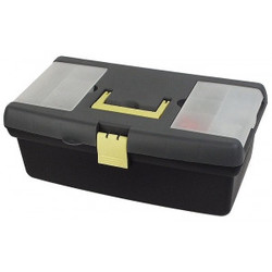 Plastic storage case