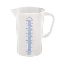 Measuring cup plastic 1 L